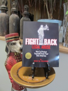 Irwin Award Winner self-help: Fight Back Legal Abuse